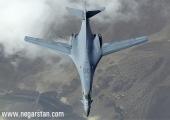 بمب افکن مافوق صوت B-1 Lancer