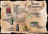 عجایب هفتگانه قدیم جهان