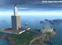 برج دریایی اسکندریه