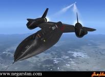 هواپیمای شناسایی SR-71 Blackbird