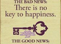 کلید خوشبختی