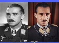 آدولف گالانـد فرمانده لوفت وافه