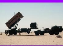 سامانه دفاع هوایی پاتریوت