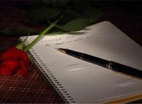 خودکار قرمز